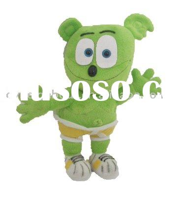 Plush gummy bear,Stuffed gummy bear,Soft gummy bear toy
