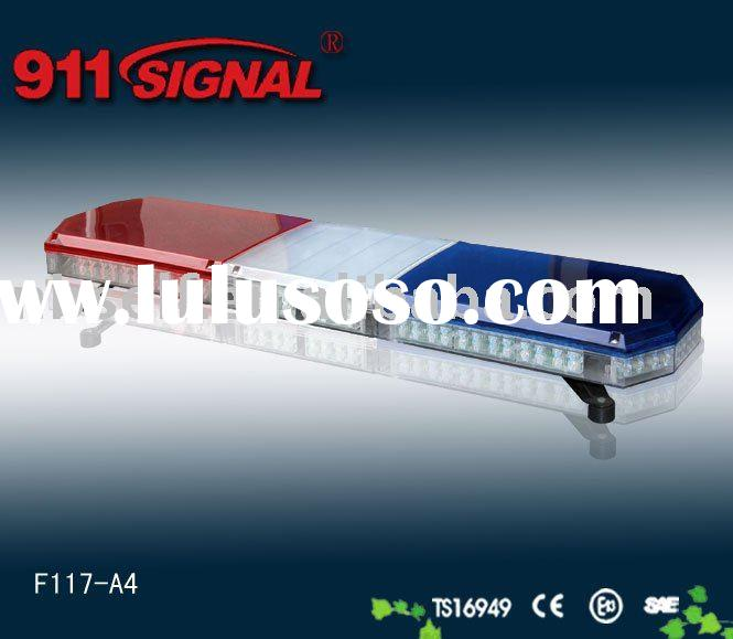 Police car Light bar / emergency lighting / police lighting