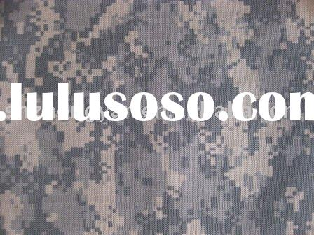 Polyester fabric Industrial Printed Camouflage fabric Oxford fabric for Military uniform bag vest