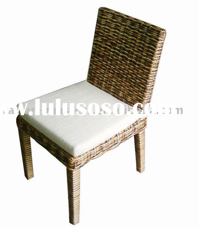 Popular dining chair,Rattan/wicker dining room furniture