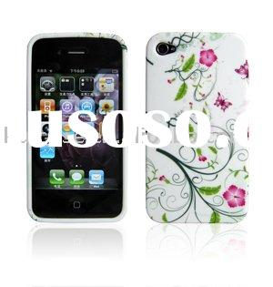 Popular water transfer printing hard case for iphone4 case