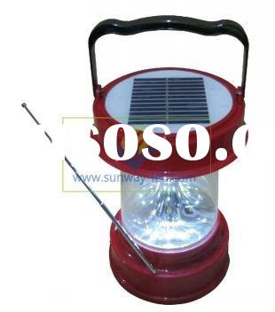 Portable Camping Led Solar Lamp CE&RoHS
