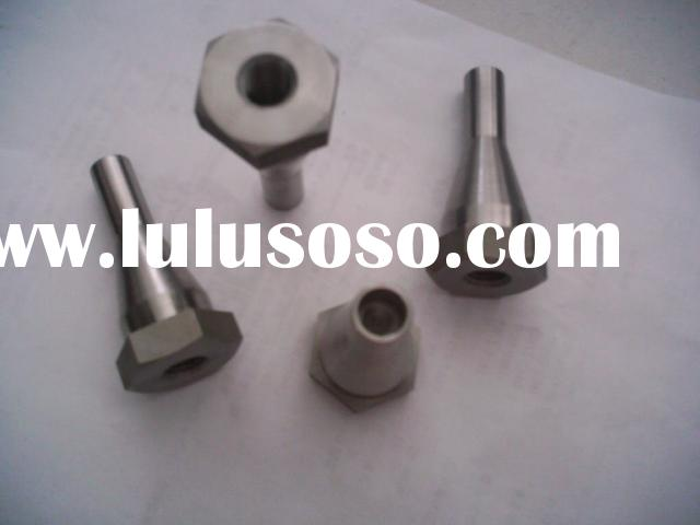Precision metal machining part