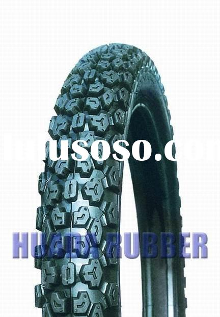 QINGDAO HUADA RUBBER PRODUCTION MOTORCYCLE INNER TUBE AND MOTORCYCLE TIRE 70/100-19