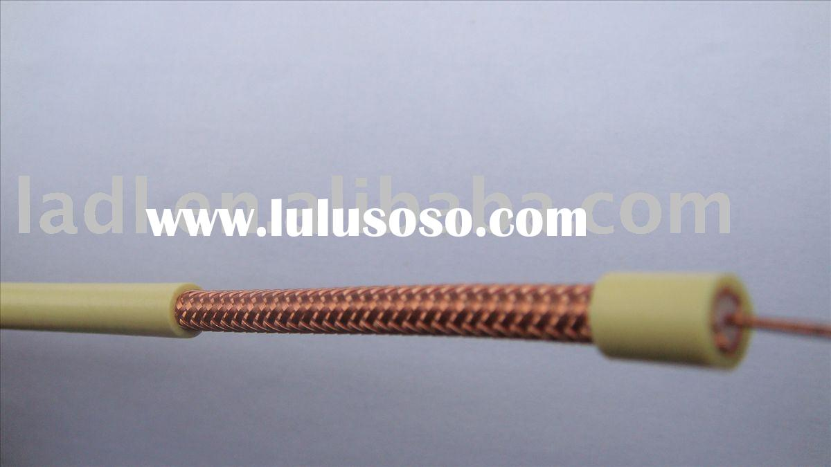 RG59 COAXIAL CABLE( RG59u cable with 2 power cables, cctv cable, surveillance cable, siamese cable,