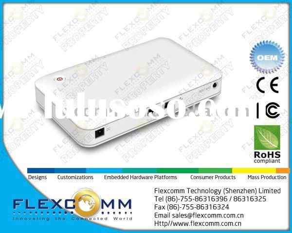 Ralink RT3050 based 3G / 3.5G Wireless Router / AP - small, portable, and Li-ion battery powered wit