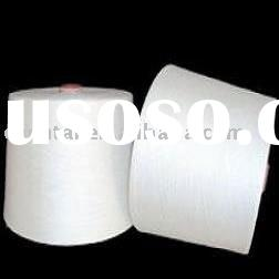 Raw White Polyester Yarn