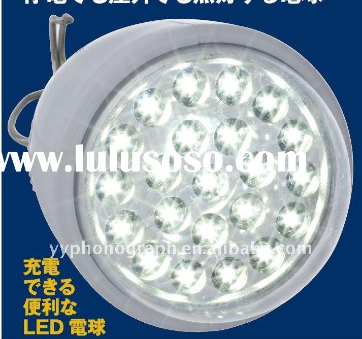 Rechargeable LED Camping Lamp / LED Lighting / Energy Saving LED Lamp
