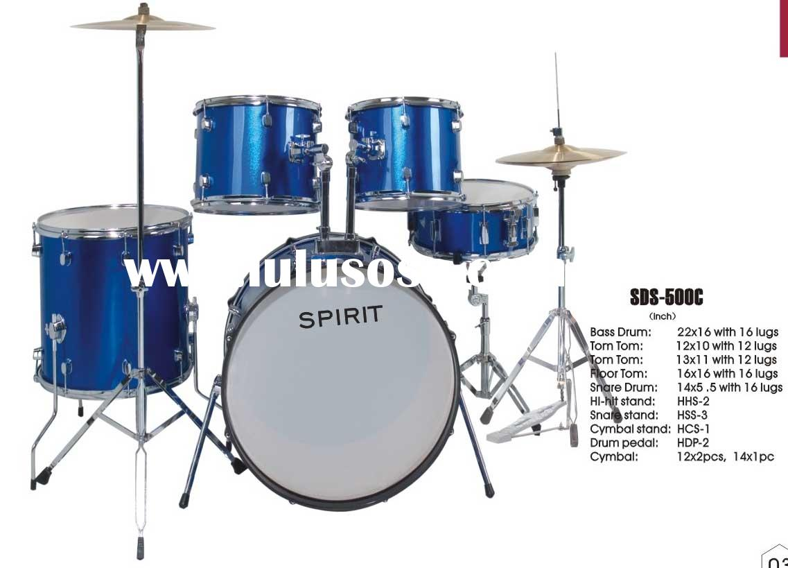 SIERLE SDS-500C professional jazz drum set