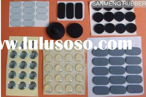 Self-adhesive Rubber Pads