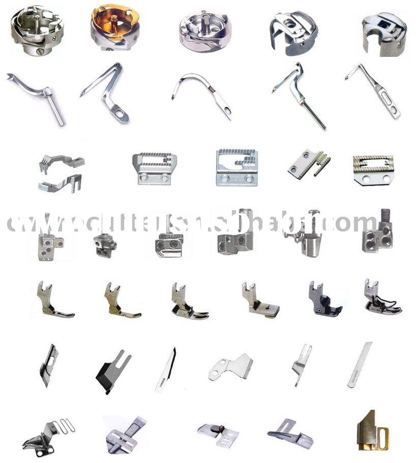 Sewing machine parts(sewing machine spare parts,industrial sewing machine parts)