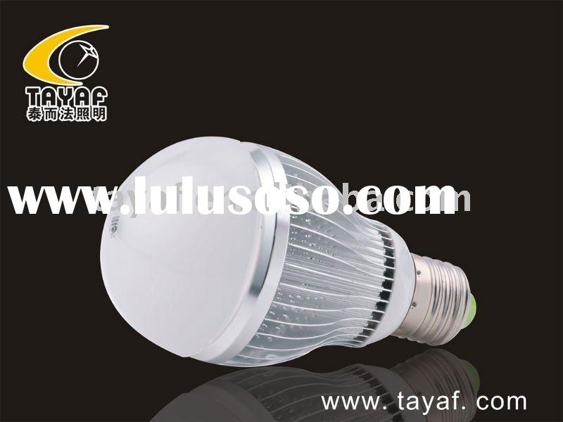 Shenzhen 5W e27 led bulb light