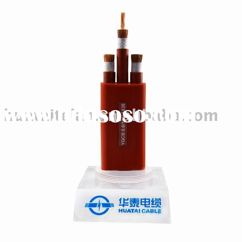Silicone Rubber Flexible Flat Cable