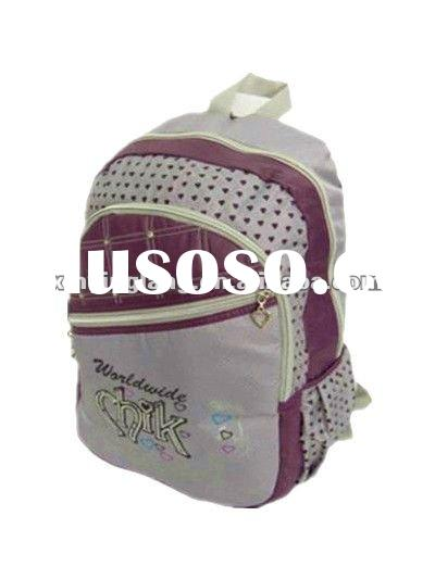 Soft And Comfortable School Backpacks For Girls