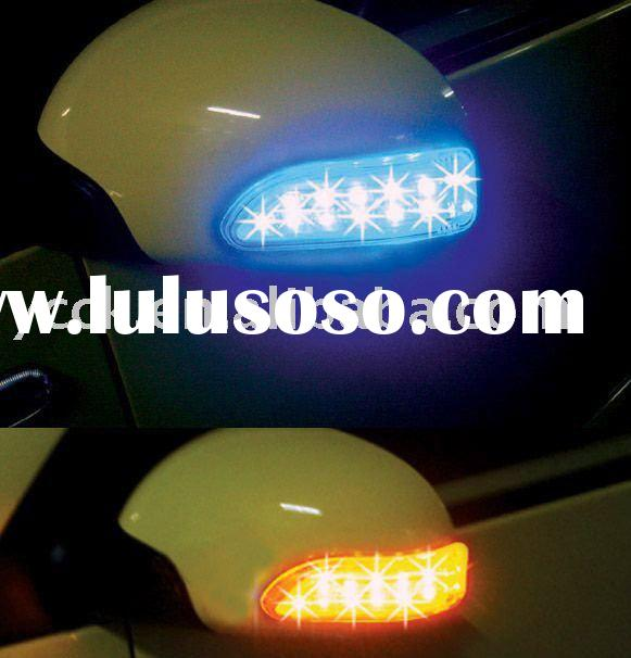 Soft Turn Light /Car LED Mirror Light / Soft Turn Lamp / turn light of Yellow and Blue:FG-38