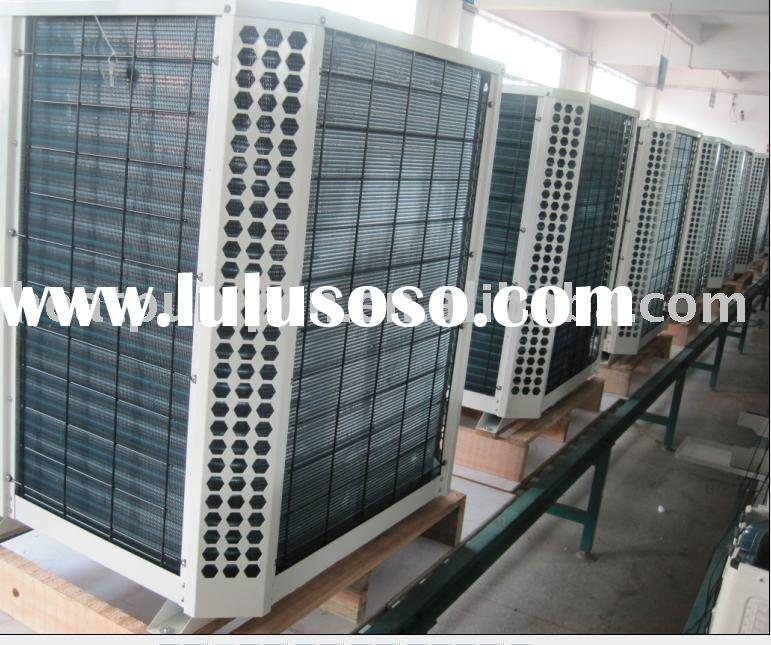 Solar air water heater automatic control heat pump