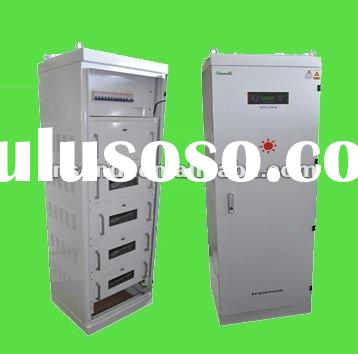 Solar system DC to AC Power supply inverters 30KW with bluetooth