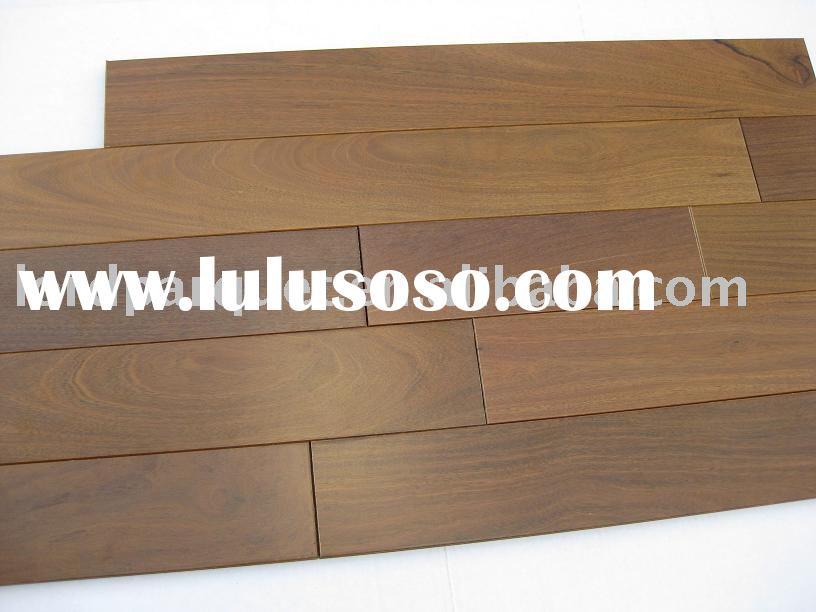 Solid IPE Wood Flooring