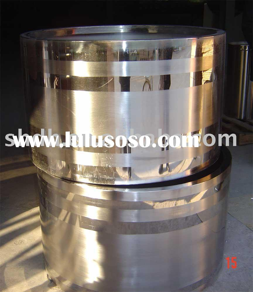 Stainless Steel Planter (flower pot, vase, tank)
