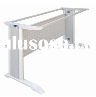 Steel office table frame