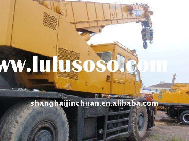 USED ROUGH TERRAIN CRANE KATO 45T KR45H