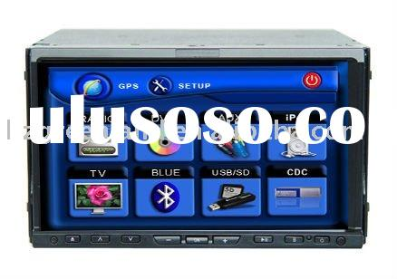 Universal AUTO DVD Player With GPS/ Universal car dvd