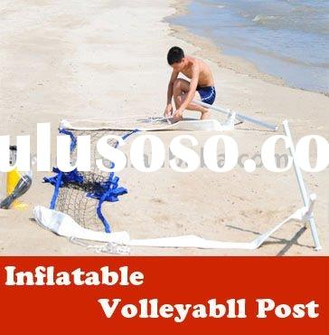 Volleyball Mikasa(Inflatable Portable Volleyball Net Post)