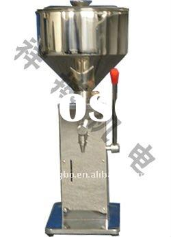 XBSGY-35 Semi-Automatic Hand Working Liquid Paste Filling Machine