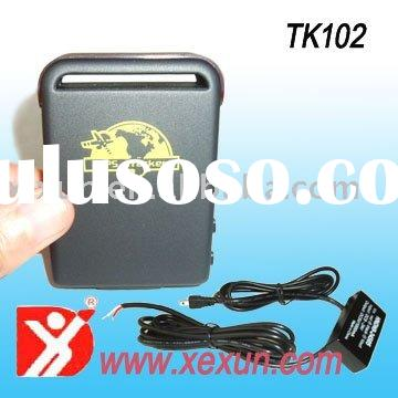 Xexun TK102-2 GPS personal Tracker with micro SD card /tracking software