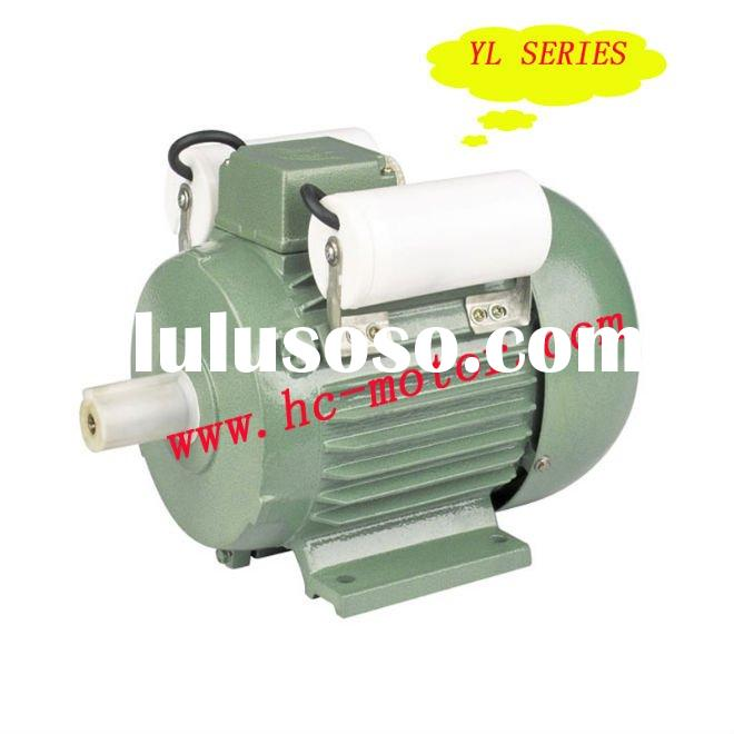 YL90L-2 single phase dual-capacitor asynchronous motor
