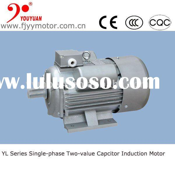 YL series asynchronous single phase china electric motors