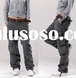 YSW casual men's fashion clothing