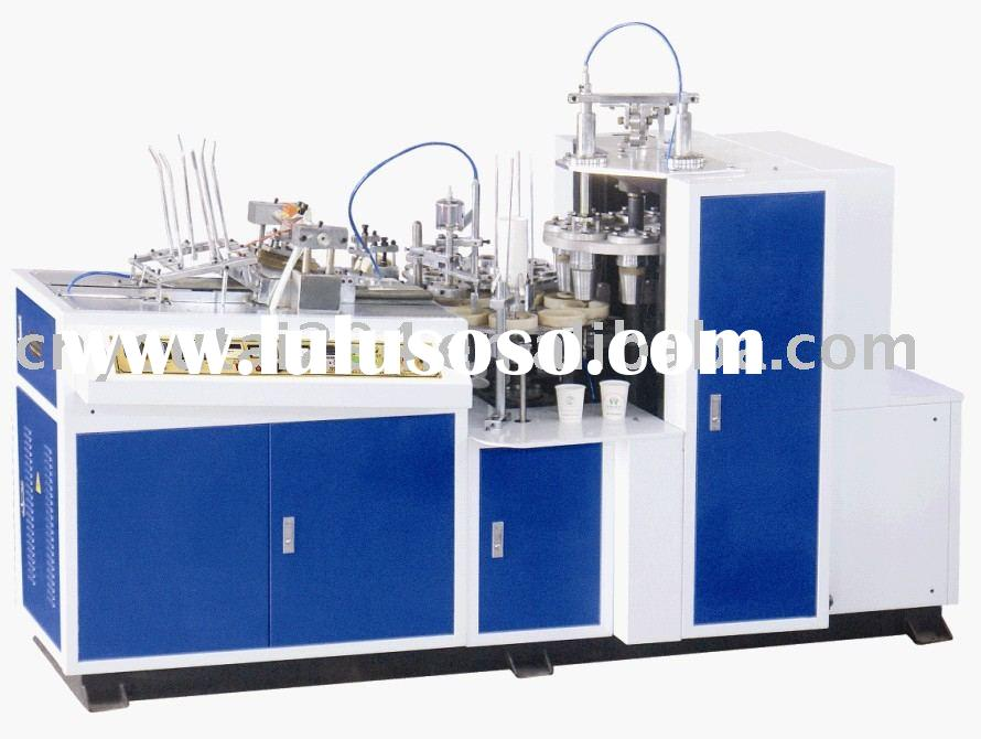 YT-LI Single PE coated paper cup forming machine