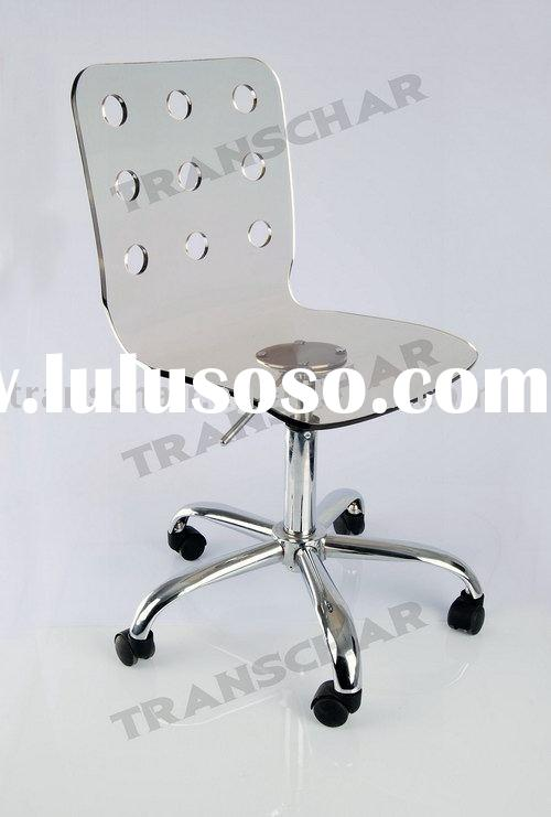 *AC005-C*-acrylic office chair/acrylic furniture/acrylic chair/transparent chair