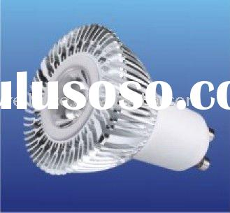 (S03C1W1-3K)1x3W led GU10 bulb;led spot light,led lamp