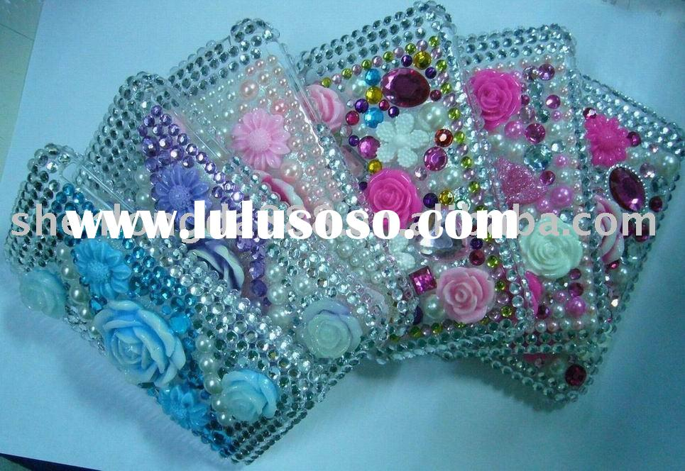 (SLD-R050) cell phone crystal case