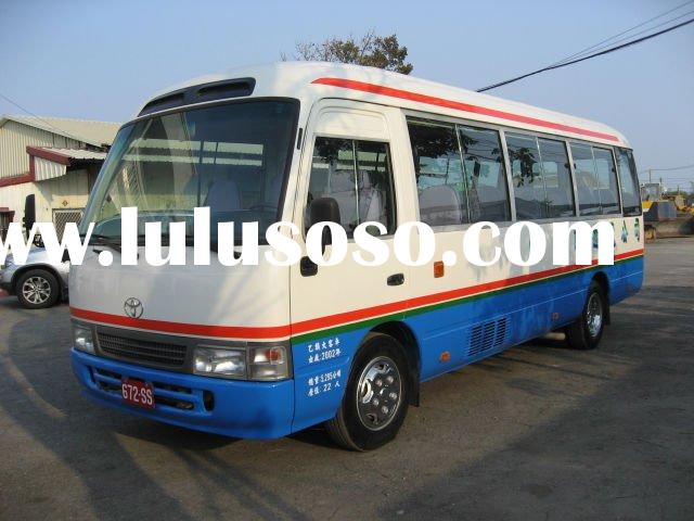(SOLD) TOYOTA - 2002 - used toyota coaster bus