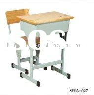 adjusted desk and chair,student desk and chair,student chair,school furniture,student table
