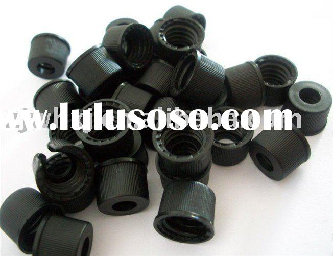autosampler vials screw vials 2ml septa ptfe silicone septum GC septa ,plastic screw cap