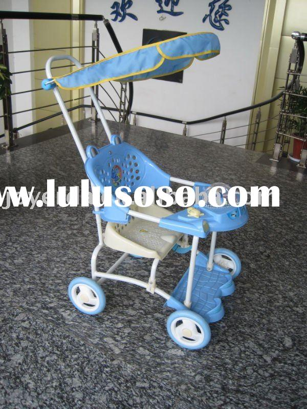 baby stroller/ baby seat/ four-wheels car wiht light