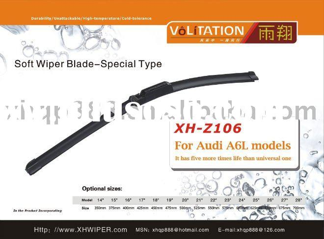 car windshield wiper blade