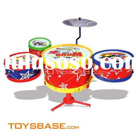 child jazz drum set