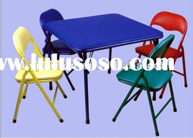 children's folding table set garden table sets