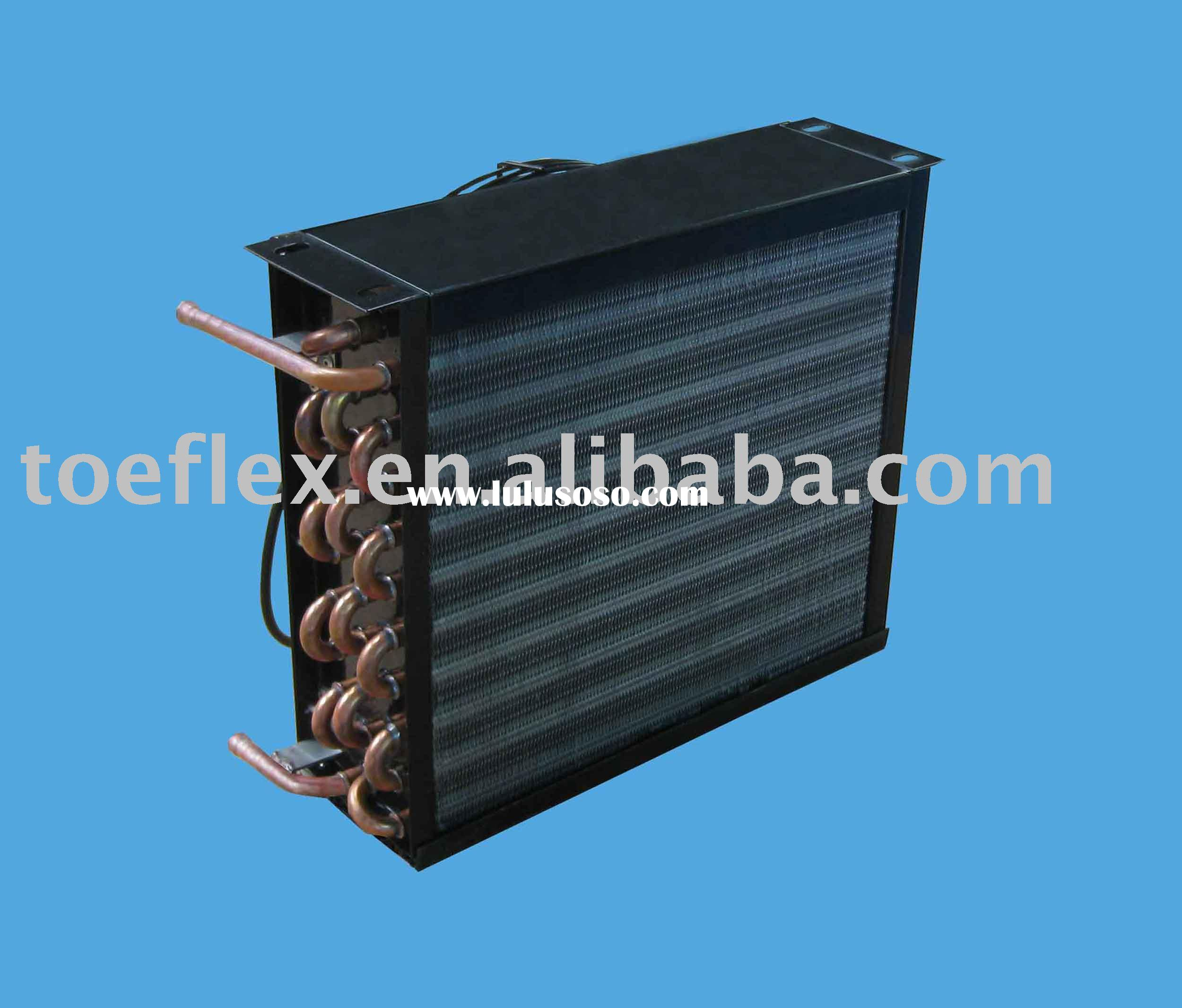 chilled water condenser coil