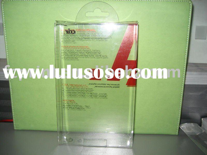 clear PET box acetate box pvc box