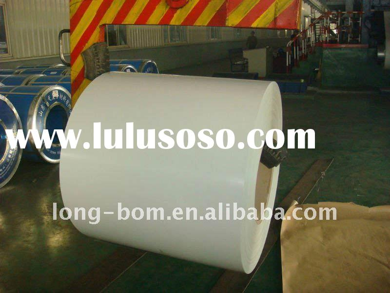 color coated Al zinc steel coil in stock