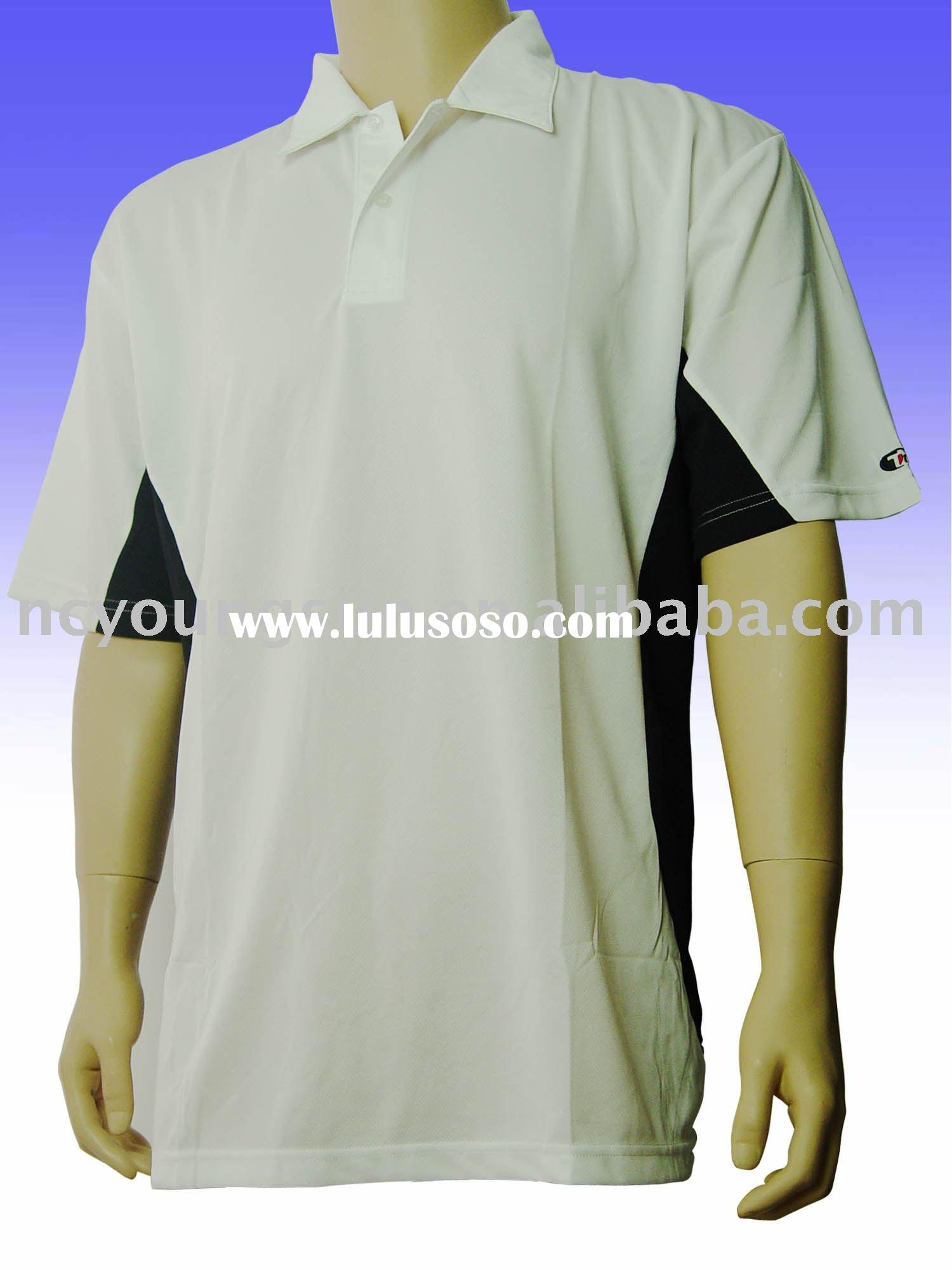 dry-fit polo shirt, cool-fit golf shirts, men' tshirts