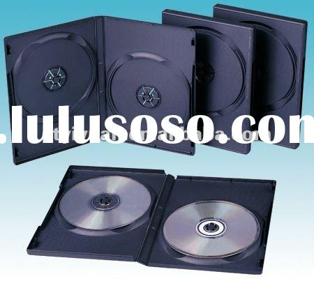 dvd case 14mm black double