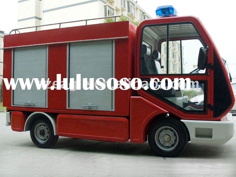 electric fire truck EG6030F(72V/5KW), fire fighting truck, fire truck