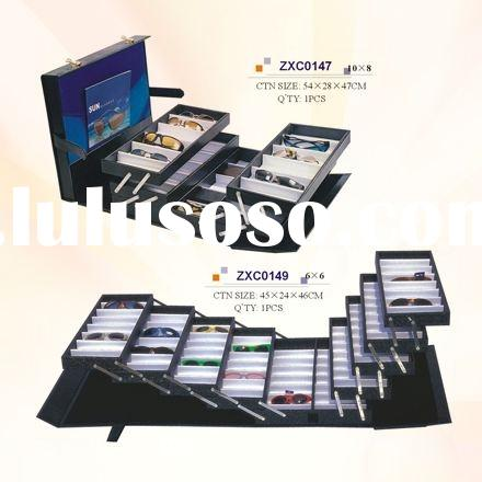 eyeglasses display case,sunglass display,sunglasses stand